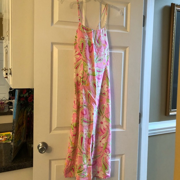 Lilly Pulitzer Dresses & Skirts - Lilly Pulitzer silk dress